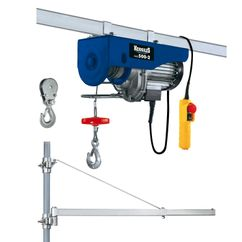 Electric Hoist SHZ 500-2 Set Produktbild 1