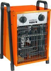 Professional Electric Heater Profi Elektroheizer 9000W Produktbild 1