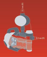 Automatic Water Works GE-AW 9041 E; EX; AUS Detailbild 2