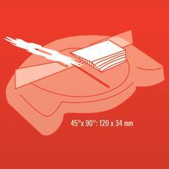 Mitre Saw TE-MS 2112 L Detailbild 13
