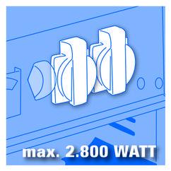 Power Generator (Petrol) BT-PG 2800/1 Detailbild 1