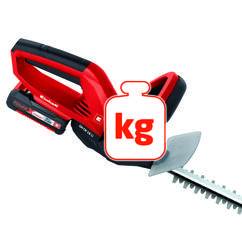 Cordless Hedge Trimmer GH-CH 18 Li Kit Detailbild 8