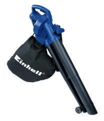 Electric Leaf Vacuum BG-EL 2301 Produktbild 1