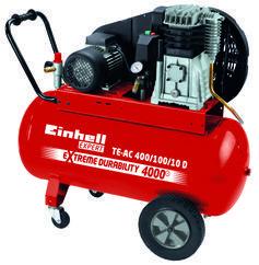 Air Compressor TE-AC 400/100/10 D Produktbild 1