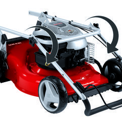 Petrol Lawn Mower GH-PM 46 B&S; EX; CL Detailbild 4