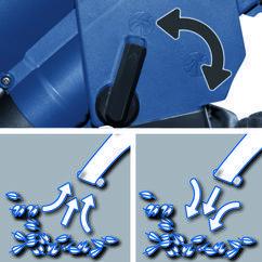 Electric Leaf Vacuum BG-EL 2301 Detailbild 1