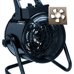 Electric Heater EH 3000 C Detailbild 4