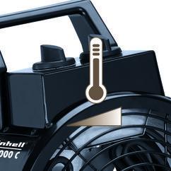 Electric Heater EH 3000 C Detailbild 5
