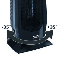 Fan Heated Tower HT 1800/1 Detailbild 4