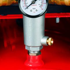 Air Compressor TE-AC 400/100/10 D Detailbild 10