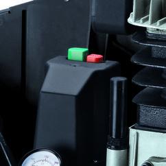 Air Compressor TE-AC 400/100/10 D Detailbild 9