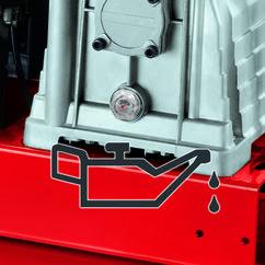 Air Compressor TE-AC 400/100/10 D Detailbild 7