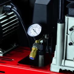 Air Compressor TE-AC 400/100/10 D Detailbild 4