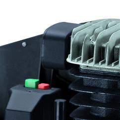 Air Compressor TE-AC 400/100/10 D Detailbild 1
