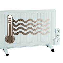 Panel Oil Heater FH 800 Detailbild 4