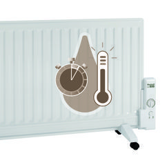 Panel Oil Heater FH 800 Detailbild 5