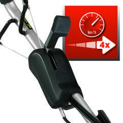 Petrol Lawn Mower GE-PM 51 VS B&S ECO; EX; AUS Detailbild 5