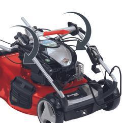 Petrol Lawn Mower GE-PM 51 VS B&S ECO; EX; AUS Detailbild 10