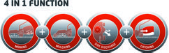 Petrol Lawn Mower GE-PM 51 VS B&S ECO; EX; AUS Detailbild 1