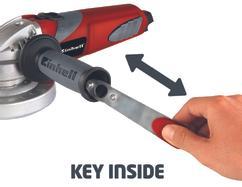Angle Grinder Kit RT-AG 230/115 Set Detailbild 2