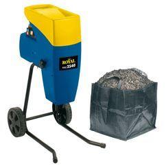 Electric Silent Shredder RRS 2540 Produktbild 1