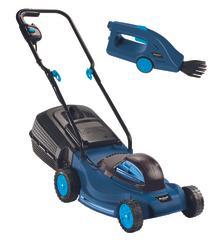 Electric Lawn Mower BG-EM 1336 Kit Produktbild 1