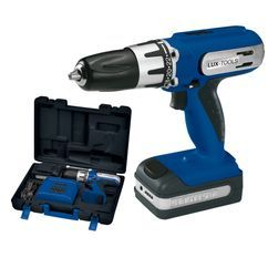 Productimage Cordless Drill ABS 18 Li electronic