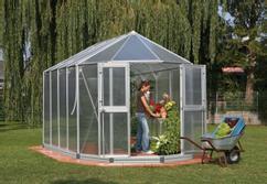 Greenhouse DD Orangerie 3/6 Produktbild 1