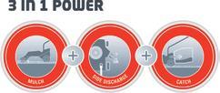 Petrol Lawn Mower RG-PM 48 B&S Detailbild 1