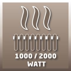 Wave Heater WW 2000 Detailbild 1