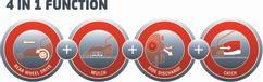 Petrol Lawn Mower RG-PM 51 VS B&S Detailbild 1