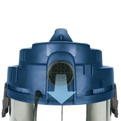 Wet/Dry Vacuum Cleaner (elect) TCVC 1500; EX, BE Detailbild 8