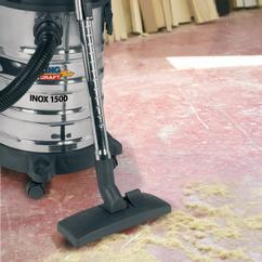 Wet/Dry Vacuum Cleaner (elect) INOX 1500 Detailbild 1