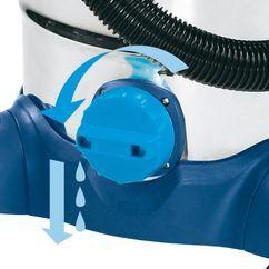 Wet/Dry Vacuum Cleaner (elect) TCVC 1500; EX, BE Detailbild 6