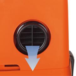 Wet/Dry Vacuum Cleaner (elect) NTS 1500; Korea Detailbild 4