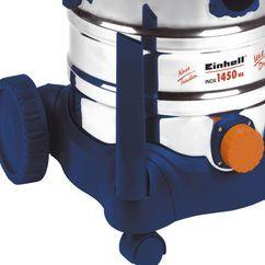 Wet/Dry Vacuum Cleaner (elect) INOX 1450 WA, EX, AT Detailbild 5