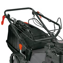 Petrol Lawn Mower GBR 51 S HW; EX; CH Detailbild 4