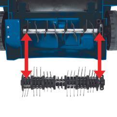 Electric Scarifier-Lawn Aerat. N-RVL 1200 Detailbild 2