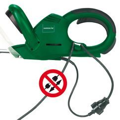 Electric Hedge Trimmer GLH 666 Detailbild 5