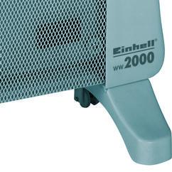Wave Heater WW 2000 Detailbild 2