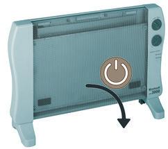 Wave Heater WW 2000 Detailbild 4