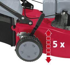 Petrol Lawn Mower BRM 46/3.75; EX; CH Detailbild 2