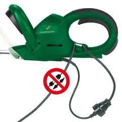 Electric Hedge Trimmer GLH 665 Detailbild 4