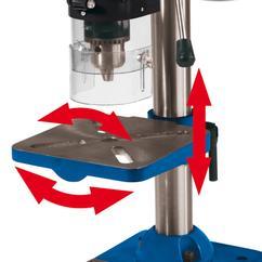 Bench Drill RTB 500; Ex; CH Detailbild 3