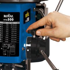 Bench Drill RTB 500; Ex; CH Detailbild 2