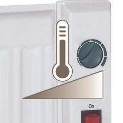 Panel Oil Heater FH 600 Detailbild 1