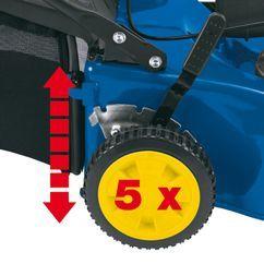 Petrol Lawn Mower RPM 46 Detailbild 2