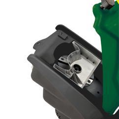 Electric Knive Shredder GLGH 2040; EX; CH Detailbild 3