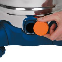 Wet/Dry Vacuum Cleaner (elect) INOX 1450-25 WA; EX; CH Detailbild 2