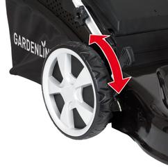 Petrol Lawn Mower GLBM 46 Detailbild 3